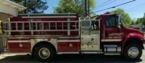 Northside VFD Engine 81